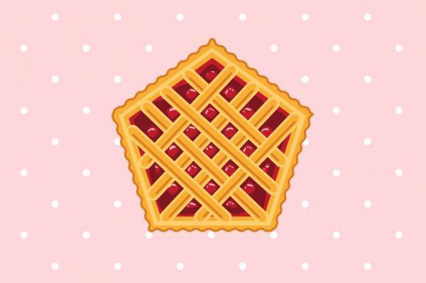 Chọn một chiếc bánh và 'úm ba la' tính cách của bạn sẽ hiện ra