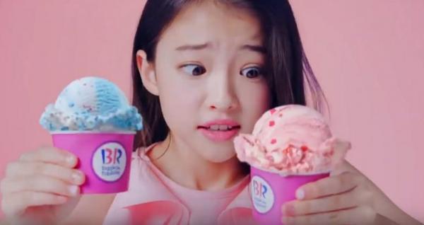 Quảng cáo kem của mẫu nhí bị chê 'nhạy cảm' và đây là phản ứng của người mẹ