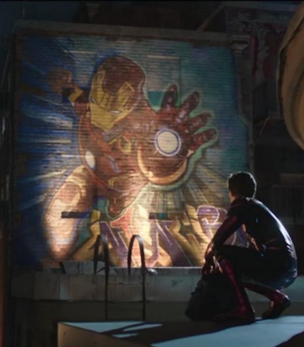 Marvel tưởng nhớ Iron Man ra sao qua 'Spider-Man: Far From Home'?