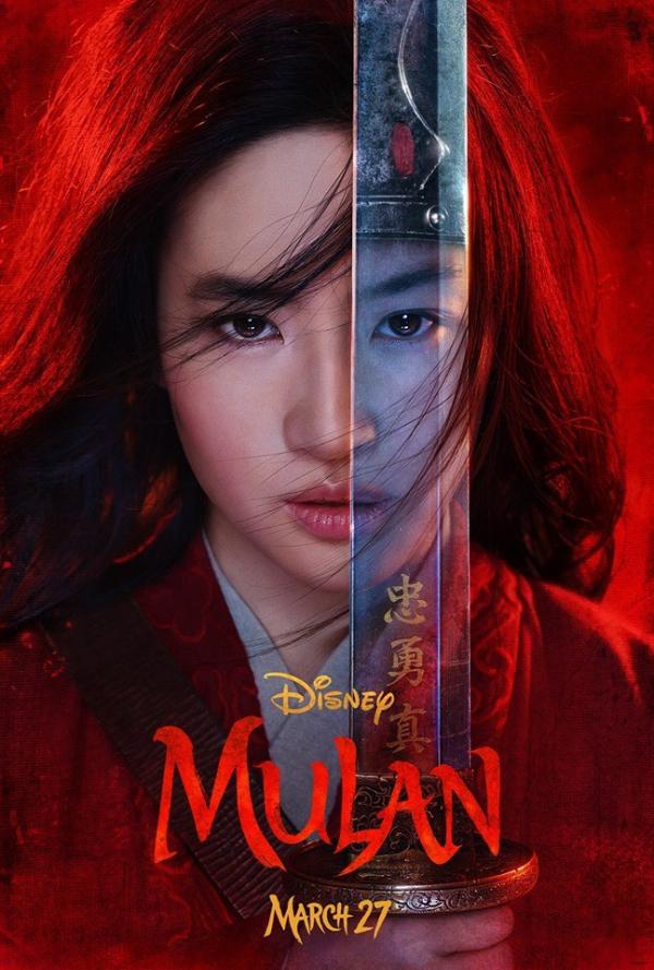 Teaser 'Mulan' càn quét hot search Weibo: Người Trung tự hào vì Lưu Diệc Phi là công chúa Disney đầu tiên