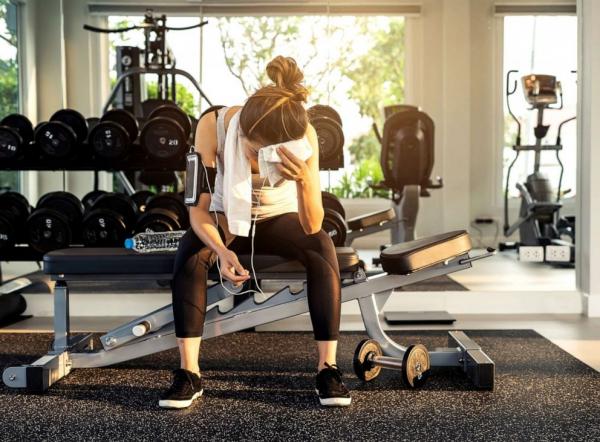 Bí quyết duy trì làn da đẹp khi tập luyện thể thao