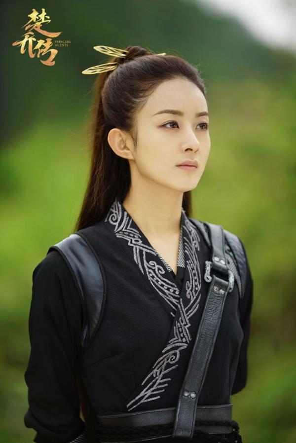 Triệu Lệ Dĩnh trở lại nhưng chỉ làm nữ phụ, nhìn thấy tên nữ chính ai nấy đều tâm phục khẩu phục