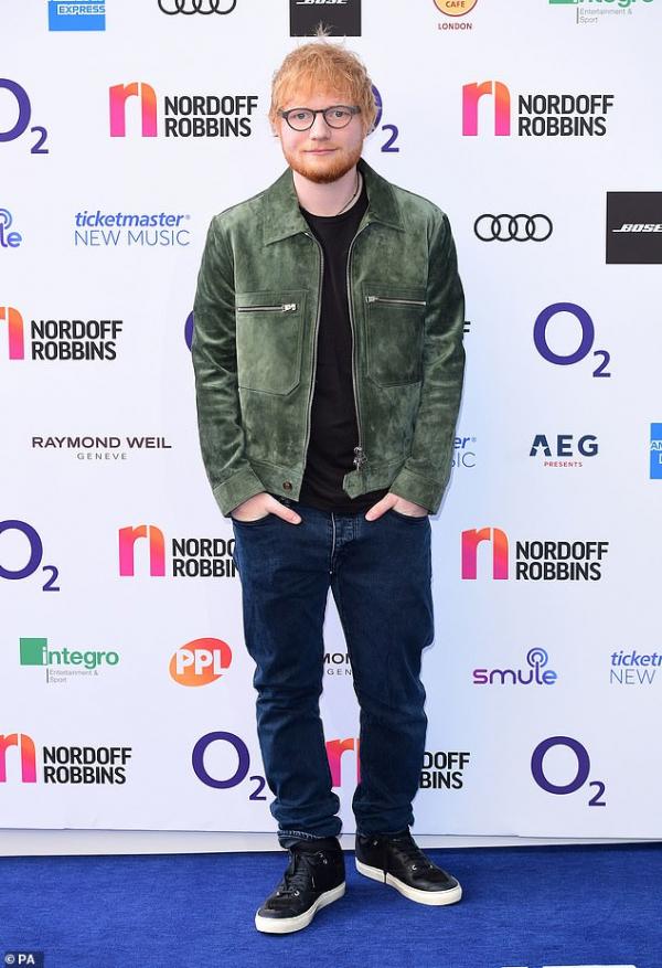 Ed Sheeran và cái giá của danh tiếng: 'Giờ đây, tôi cảm thấy mình như một con vật trong sở thú'