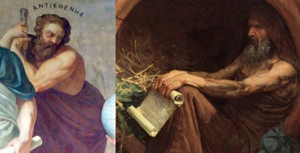 Triết học không buồn chán: Diogenes - người 'bật' Plato và cả Alexander Đại Đế