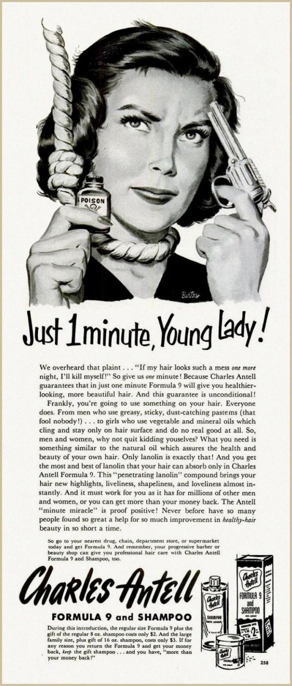Cùng ngắm loạt poster quảng cáo kỳ cục chỉ muốn… đem chôn ngay lập tức