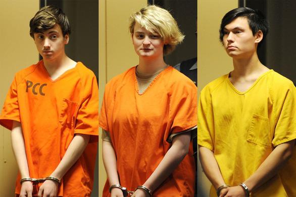 Vụ án chấn động nước Mỹ: Nhóm thiếu niên tin lời 'triệu phú ảo', giết bạn thân để đổi lấy 200 tỉ VNĐ