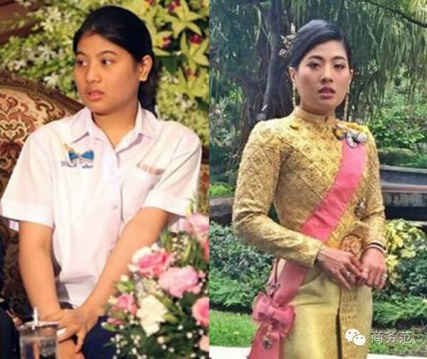 Công chúa đương triều Thái Lan: 5 tuổi thất sủng bị đày sang Anh Quốc đến ngày trở về vinh quang
