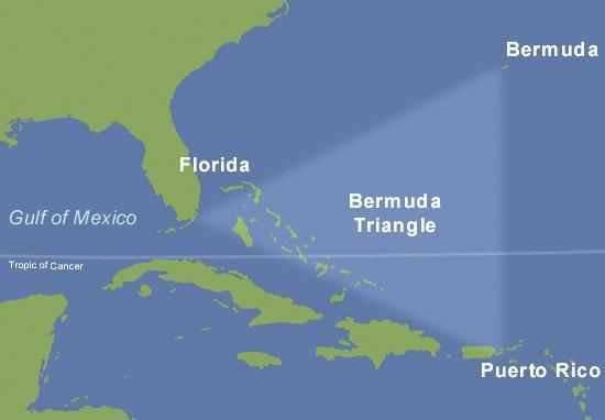 17,000 tình nguyện viên chuẩn bị thâm nhập vào Tam giác quỷ Bermuda để săn quái vật
