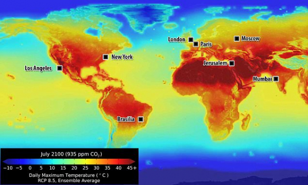 Tìm thấy hồ nước ở độ cao 3400 mét: Tình trạng biến đổi khí hậu đã rất đáng báo động