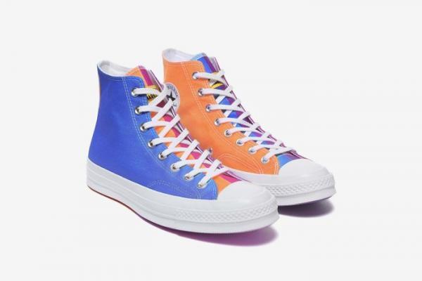 HOT: Converse vừa trình làng mẫu giày có thể đổi màu dưới ánh sáng mặt trời