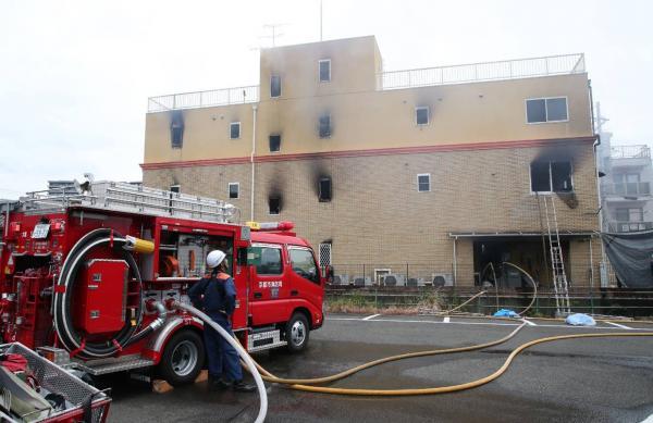 Xưởng anime Kyoto Animation bị kẻ gian phóng hỏa: Ít nhất 23 người chết và hàng chục người bị thương