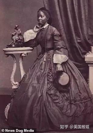 Công chúa da đen đầu tiên giữa hoàng tộc da trắng ở Anh Quốc