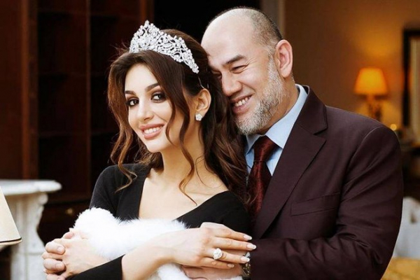 Cựu hoa hậu người Nga lần đầu chia sẻ về cuộc hôn nhân ồn ào với cựu Quốc vương Malaysia