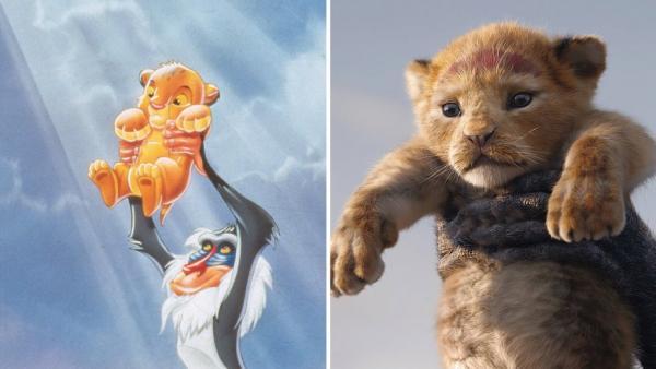 Ông bố khuyến cáo các bậc phụ huynh không nên cho con xem 'The Lion King'