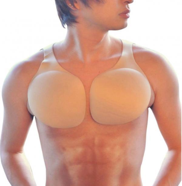 Nhật Bản bán 'áo ngực' nâng tầm nam tính, được xem là 'cứu cánh' cho các anh trai lười tập thể dục