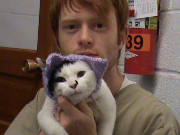 Nhà tù Mỹ cho phép tù nhân nuôi mèo và đoán xem điều kì diệu gì đã xảy ra?