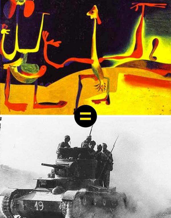 Thử tài IQ với bản giải mã những bức tranh siêu khó hiểu của các họa sĩ đương đại nổi tiếng