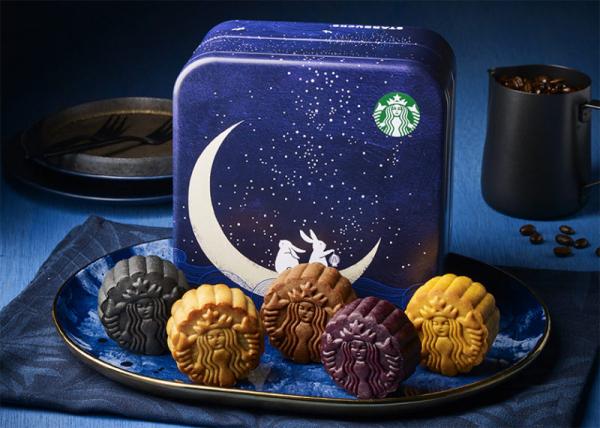 Có gì trong BST giới hạn đắt đỏ tôn vinh Tết Trung thu Châu Á của Starbucks