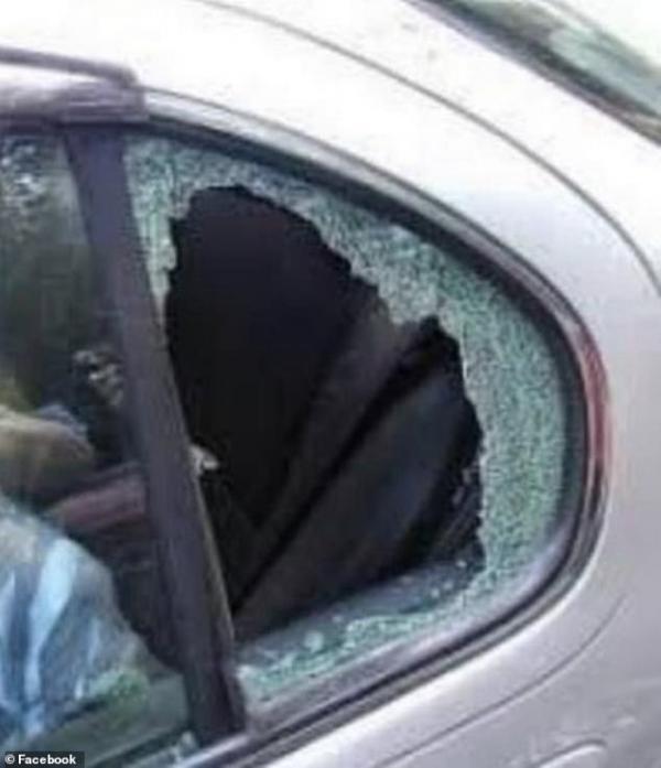 Bi hài chuyện bị người lạ đập vỡ cửa kính xe ô tô để giải cứu... chú chó đồ chơi