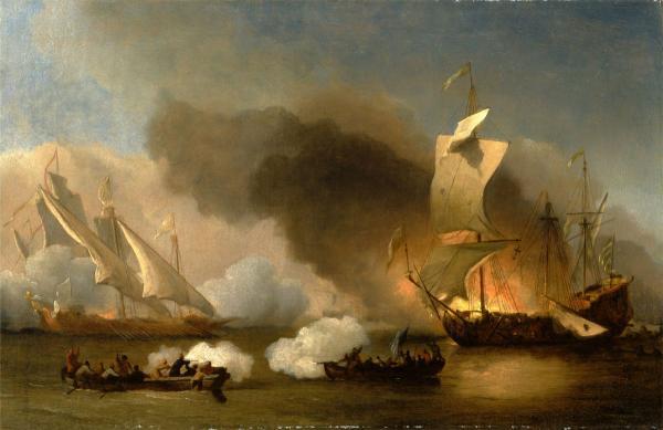 Khai quật tàu cướp biển huyền thoại của Râu Đen, tên hải tặc khét tiếng thế giới