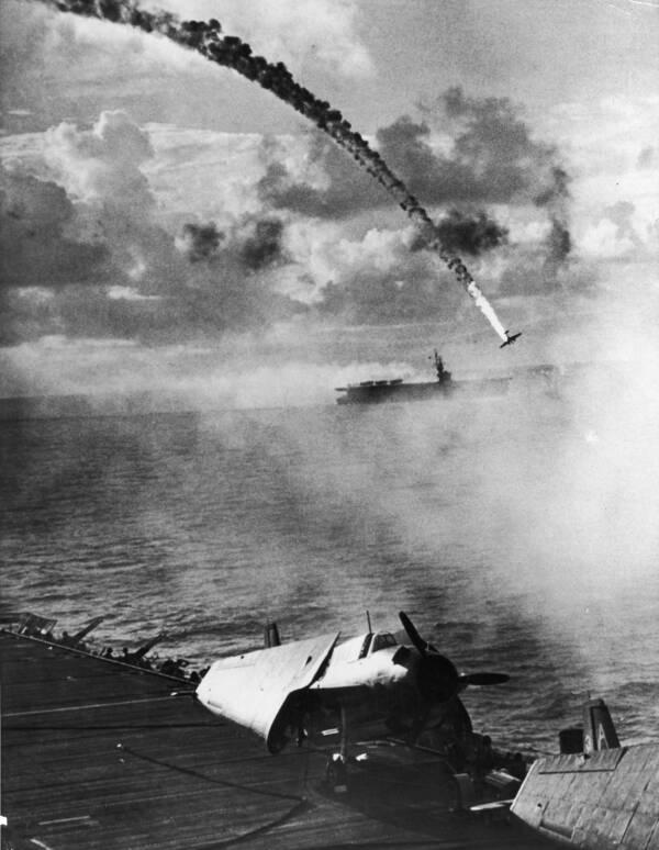 Góc khuất về những phi công 'cảm tử' Thần Phong Kamikaze (Phần 1)
