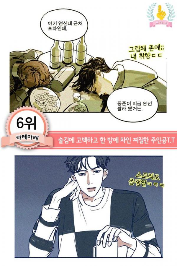 7 bộ webtoon boylove Hàn Quốc được dân tình 'hóng' bản chuyển thể nhất năm 2019