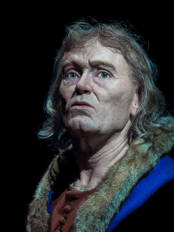 Nhà khảo cổ phục dựng gương mặt của những người sống cách chúng ta hàng nghìn năm
