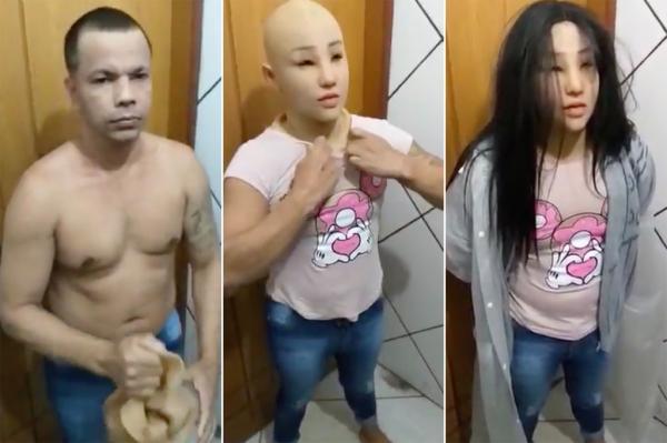 Trùm ma tuý Brazil vượt ngục bằng cách... đeo mặt nạ để giả dạng thành con gái mình