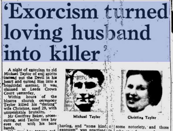 Những câu chuyện có thật về quỷ ám - Kẻ thích đi giày vò, chiếm hữu thân xác loài người