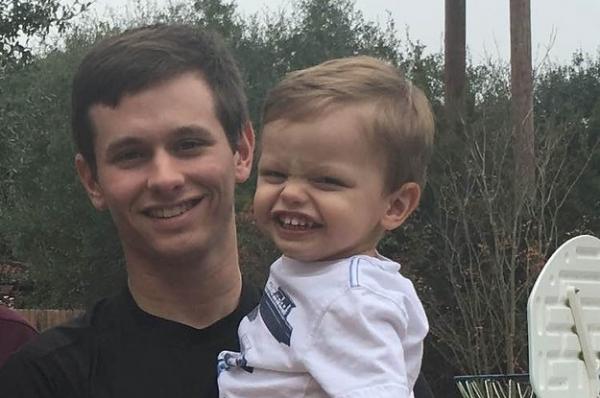 Trở thành ông bố độc thân ở tuổi 24, cuộc đời chàng trai trẻ hoàn toàn thay đổi
