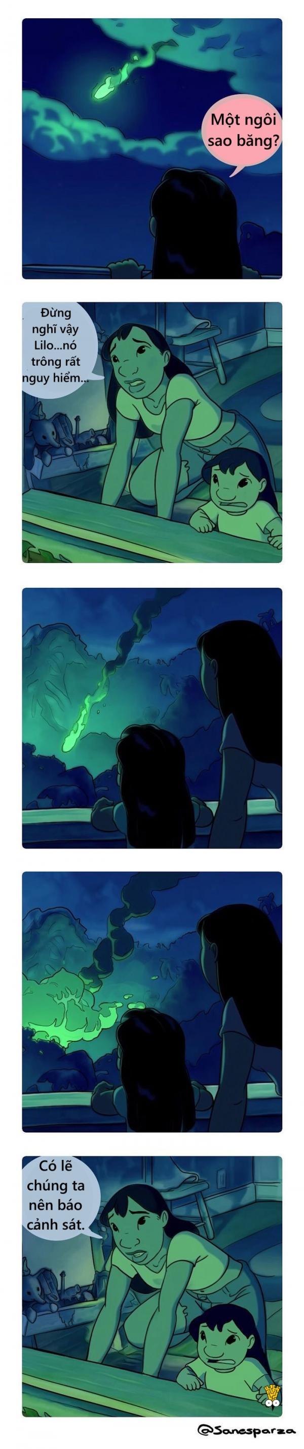 Ngoại truyện của hoạt hình Disney không dành cho những ai muốn sống mãi với tuổi thơ hồn nhiên
