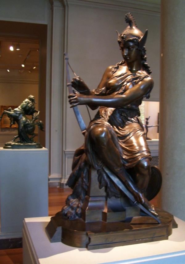 Nữ chiến binh Amazon trong Thần thoại Hy Lạp cổ: chỉ là thần thoại, hay là nhân vật có thật trong lịch sử?