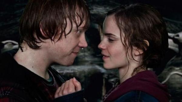 10 lý do khiến tác giả J. K. Rowling hối tiếc khi đã không để Harry và Hermione yêu nhau