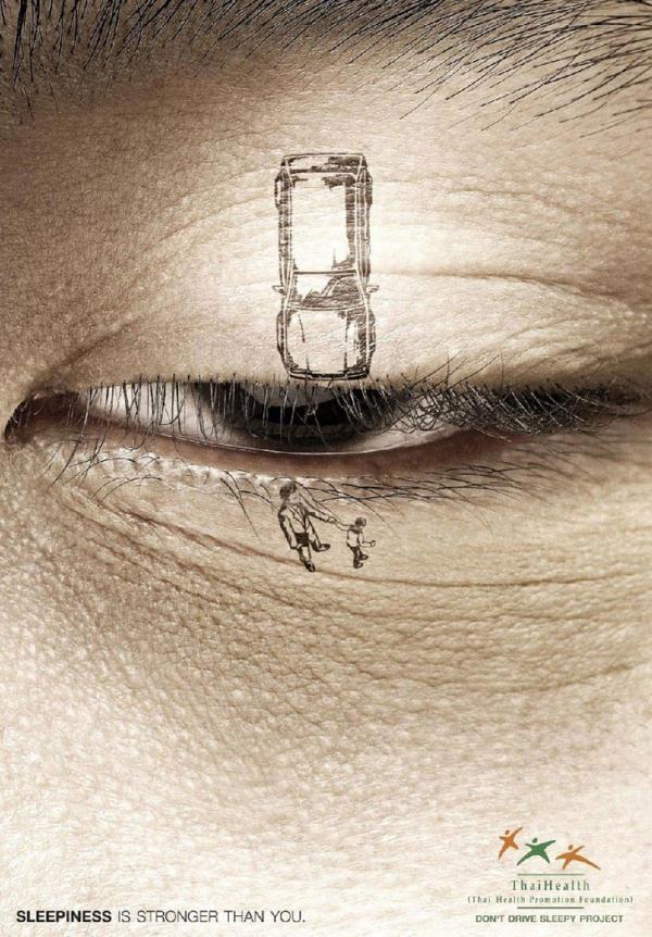 Những mẫu quảng cáo thông minh khiến chúng ta phải lặng người suy nghĩ