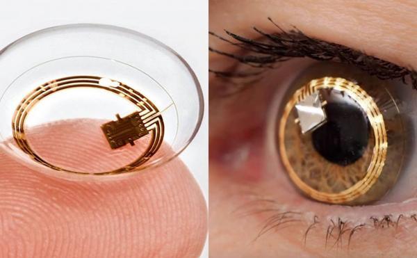 Samsung sắp cho ra mắt kính áp tròng có thể quay phim, chụp ảnh chỉ bằng cái chớp mắt