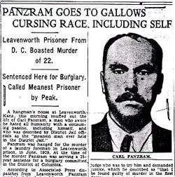 Thơ ấu bi thương và trưởng thành đầy sẹo của sát nhân máu lạnh nhất mọi thời đại Carl Panzram
