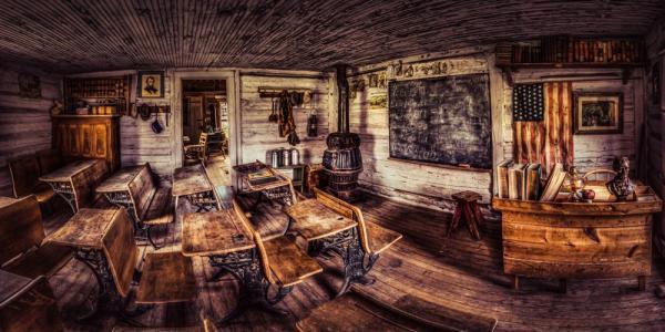 Những câu chuyện rùng rợn về các trại mồ côi bỏ hoang
