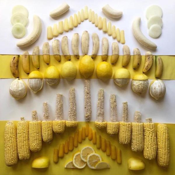 Loạt ảnh tôn vinh đỉnh cao của chủ nghĩa hoàn hảo qua ẩm thực và đồ ăn
