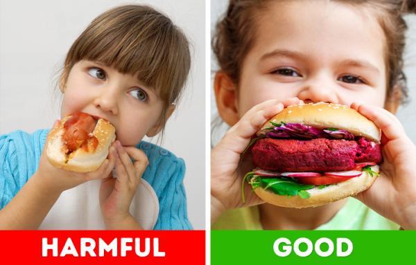 12 thực phẩm không tốt cho trẻ em mà chúng ta vẫn vô tư cho các bé ăn hàng ngày