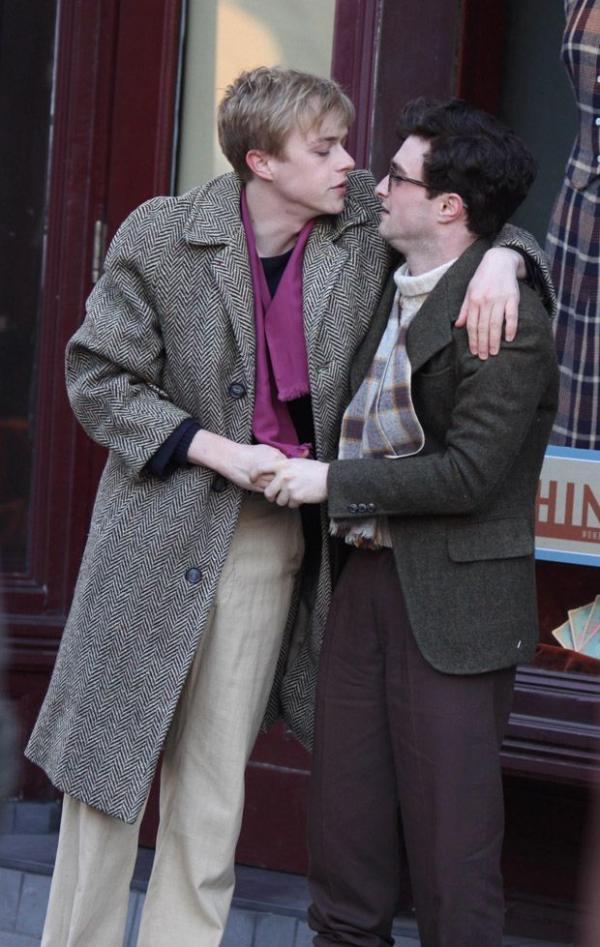 Khi diễn viên 'thẳng' nói về những lần đóng vai nhân vật đồng tính