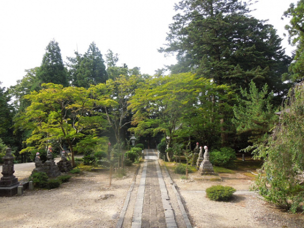 Ngôi chùa nghìn năm tuổi ở Nhật Bản treo chân dung các mỹ nam phong lưu, đậm màu đam mỹ