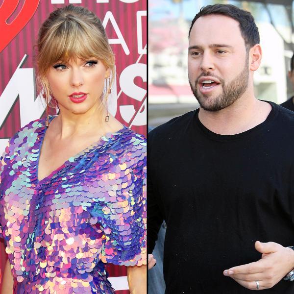 Taylor Swift sẽ thu âm lại 6 album mà Scooter Braun đang nắm giữ