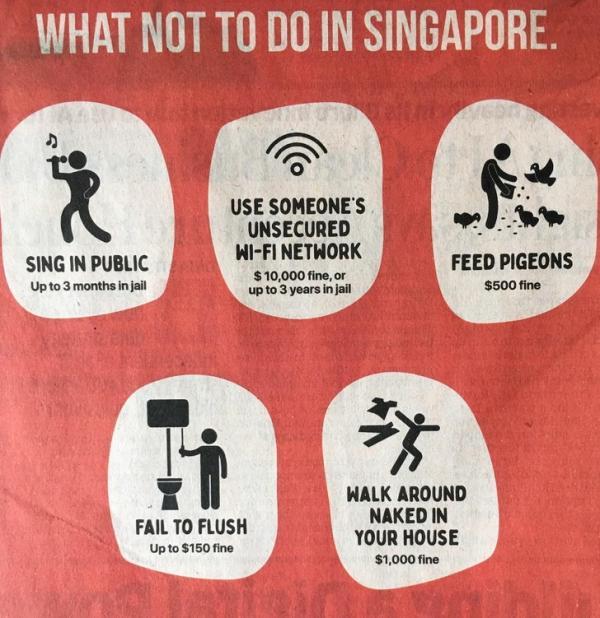 25 phát hiện cho thấy không nơi nào bằng Singapore - đất nước thú vị, tinh tế bậc nhất Châu Á