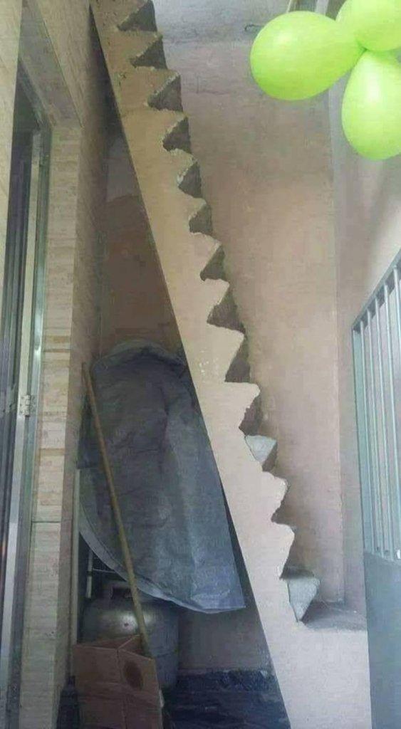 Bộ sưu tập công trình bị lỗi, thể hiện trình độ 'không thể tin nổi' của các kiến trúc sư