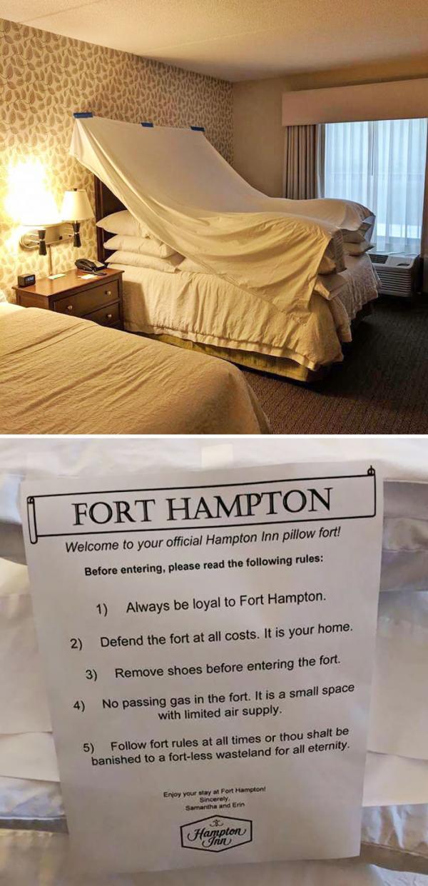 50 sáng tạo nhỏ của khách sạn khiến khách hàng kinh ngạc và cảm thấy ấm lòng