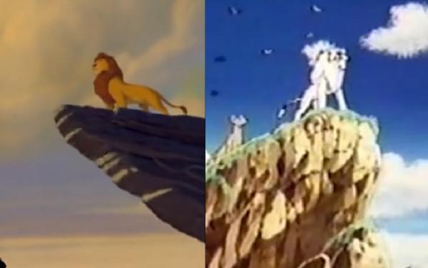 Disney bị cáo buộc lấy ý tưởng 'Vua Sư Tử' từ phim hoạt hình huyền thoại của Nhật Bản