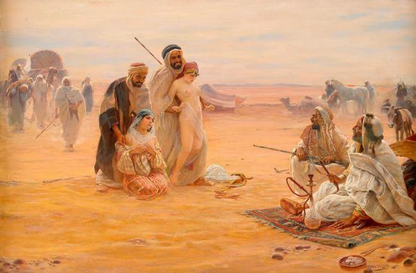 Rùng mình với truyền thuyết 'Thập tự chinh trẻ em' - Chuyện về những đứa trẻ chết đói, bán làm nô lệ để chiến đấu vì Chúa