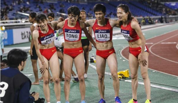VĐV điền kinh nữ Trung Quốc khiến khán giả bối rối vì... quá giống đàn ông