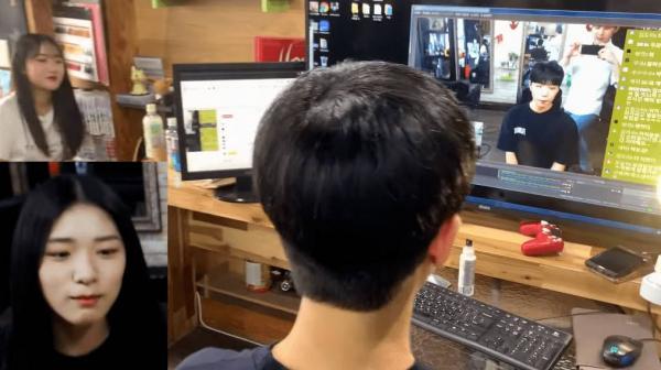 Cô gái được khen đẹp trai như Park Bo Gum sau khi cắt tóc ngắn, đàn ông Hàn đang dần 'nữ tính hóa'?