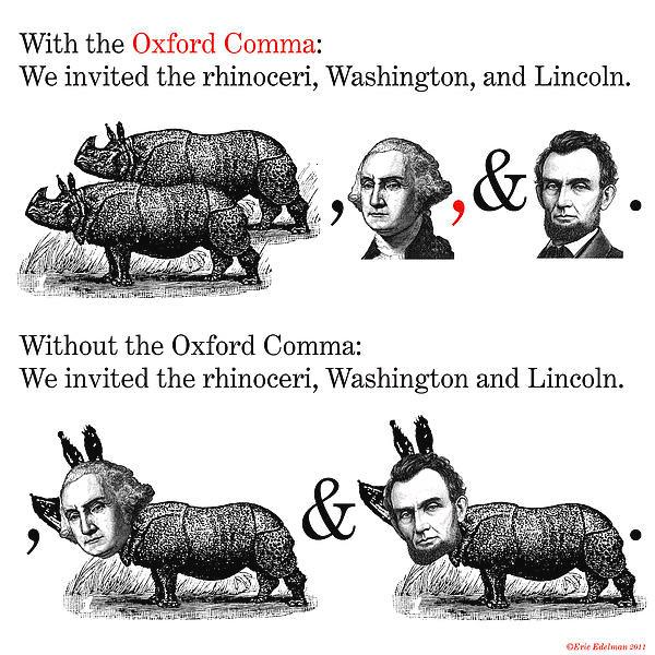 Điểm mặt những dấu câu 'gây thù chuốc oán' với các nhà văn nổi tiếng